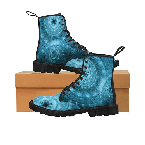 Pond - Women's Canvas Boots