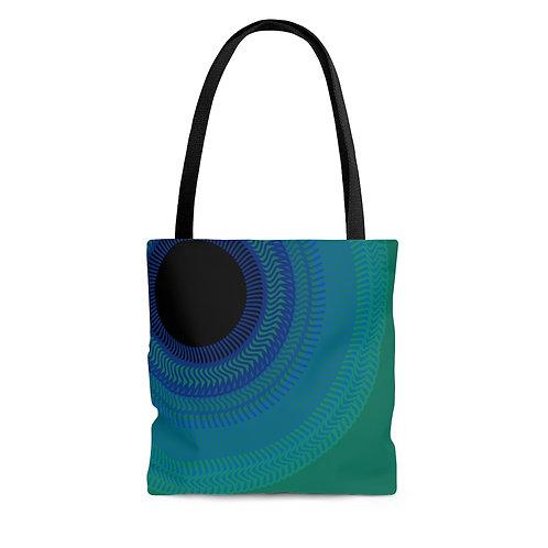 Blue Moon - AOP Tote Bag