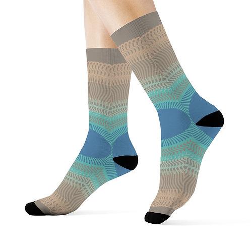 Misty Moon - Crew Socks