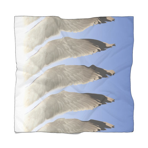 Seagull Poly Scarf