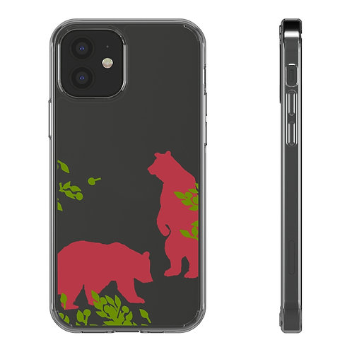Red Bears - Clear Cases
