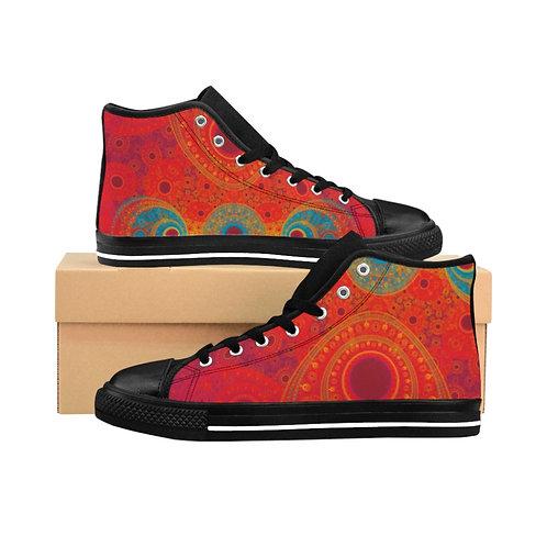 Rainbow - Men's High-top Sneakers