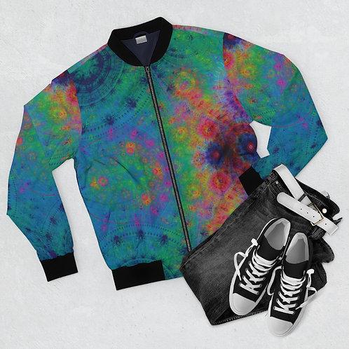 Spectrolite - AOP Bomber Jacket