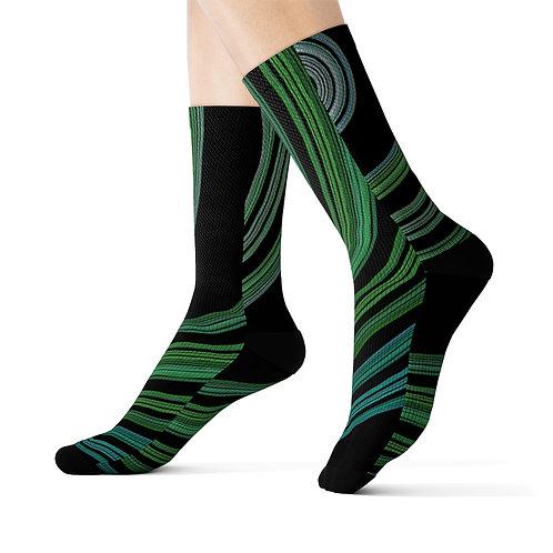 Reed - Sublimation Socks