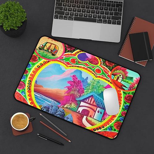 Sweet Home Desk Mat