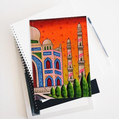 Taj Mahal - Journal - Ruled Line