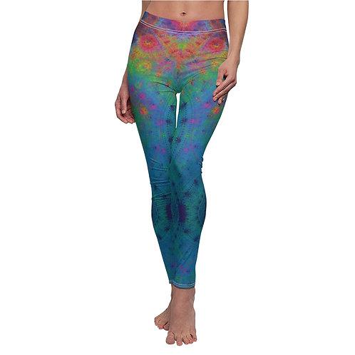 Spectrolite - Women's Cut & Sew Casual Leggings