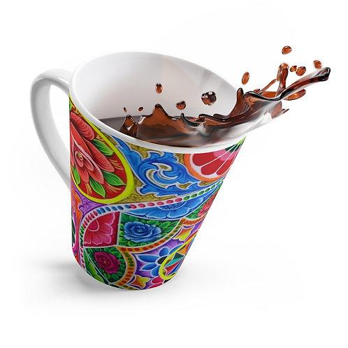 Carousel - Latte mug