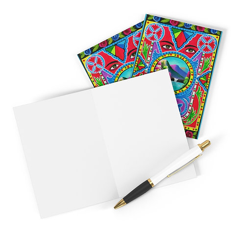 Your Eyes - Greeting Cards (8 pcs)