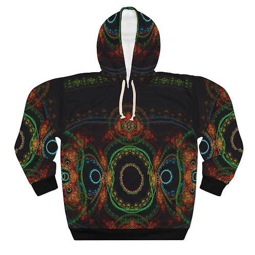 Taiga - AOP Unisex Pullover Hoodie