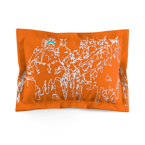 Races - Microfiber Pillow Sham