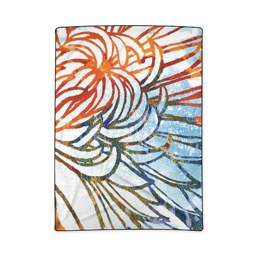 Petals - Polyester Blanket