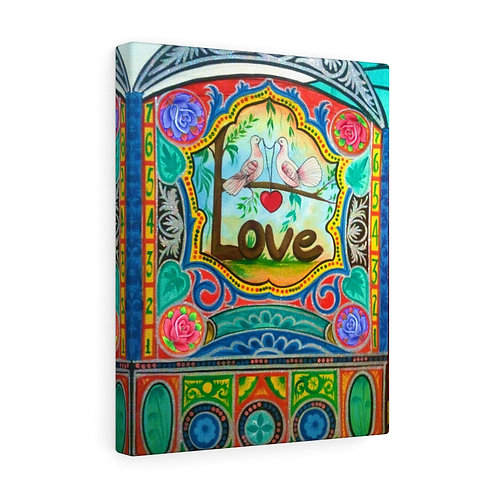 Love - Canvas Gallery Wraps