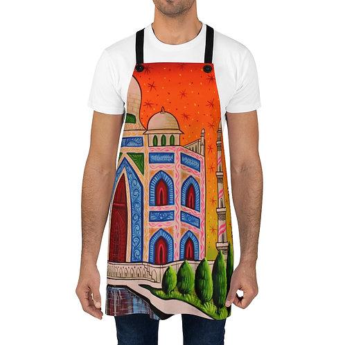 Taj Mahal - Apron