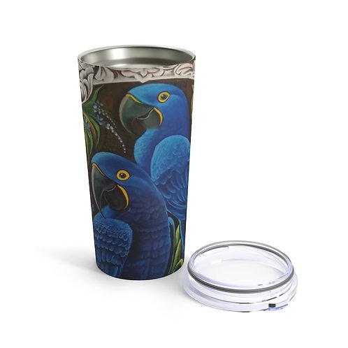 Blue Macaw - Tumbler 20oz
