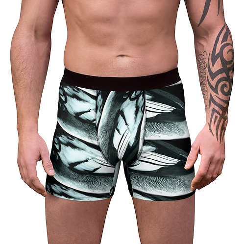 Feathers - Men's Boxer Briefs