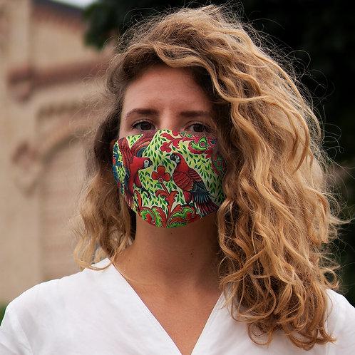 Parrots - Snug-Fit Polyester Face Mask