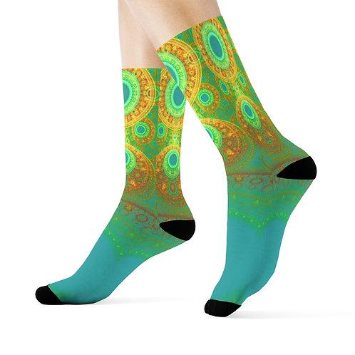 Cloudberry - Crew Socks
