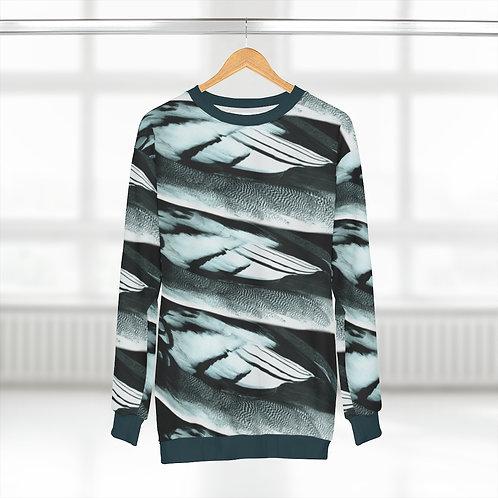 Feathers - AOP Unisex Sweatshirt