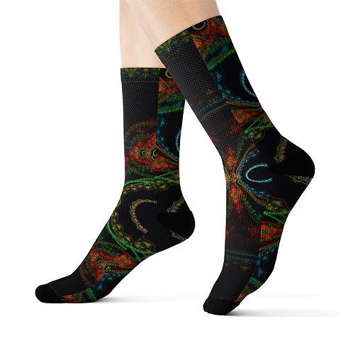 Taiga - Sublimation Socks