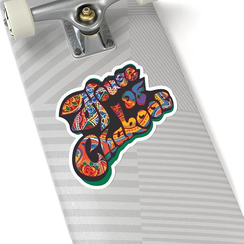 HOC - Kiss-Cut Stickers