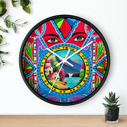 Your Eyes - Wall clock