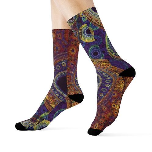 Aurora - Crew Socks