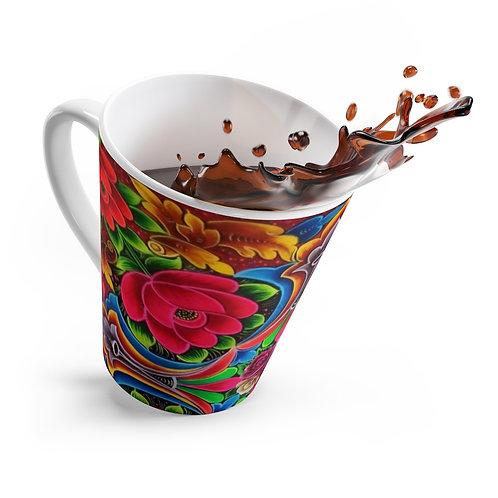 Rosy - Latte mug