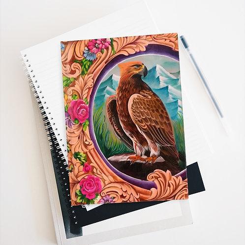 Eagle - Journal - Ruled Line