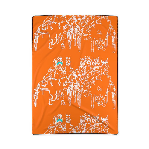 Races - Polyester Blanket