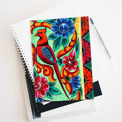 Red Birds - Home Journal - Blank
