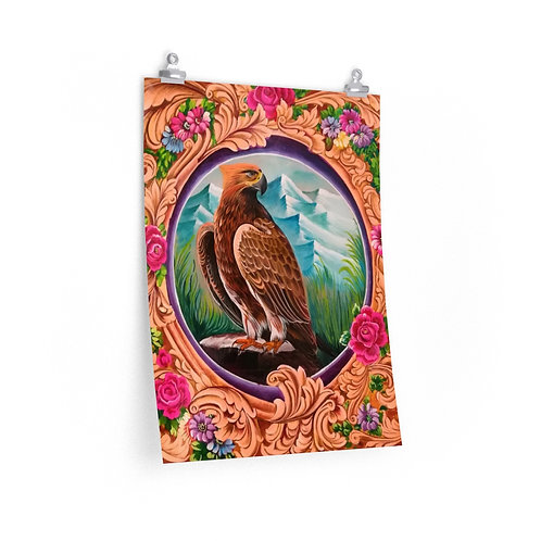 Eagle - Premium Matte posters