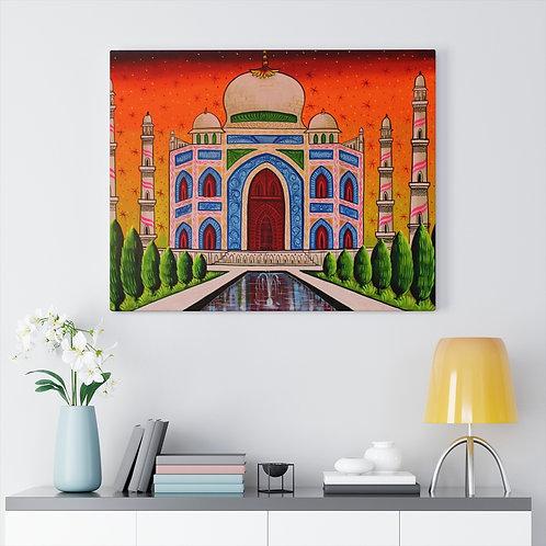 Taj Mahal - Canvas Gallery Wraps