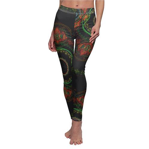 Taiga - Women's Cut & Sew Casual Leggings