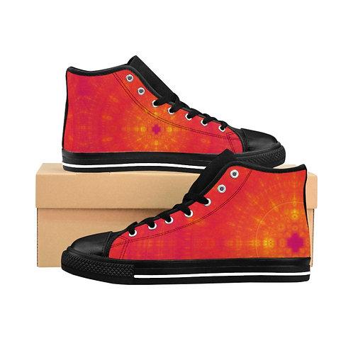 Sun - Men's High-top Sneakers