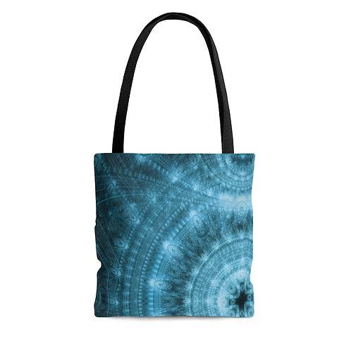 Pond - Fractal Design AOP Tote Bag
