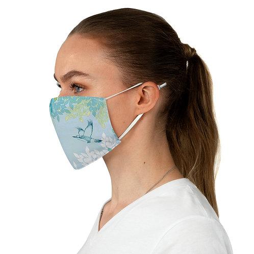 White Night - Fabric Face Mask