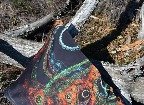 'Taiga' pillowcase