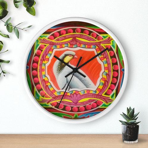 Chukar - Wall clock