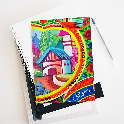Sweet Home - Journal - Blank