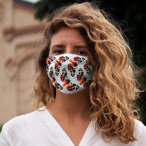 Moth - Snug-Fit Polyester Face Mask