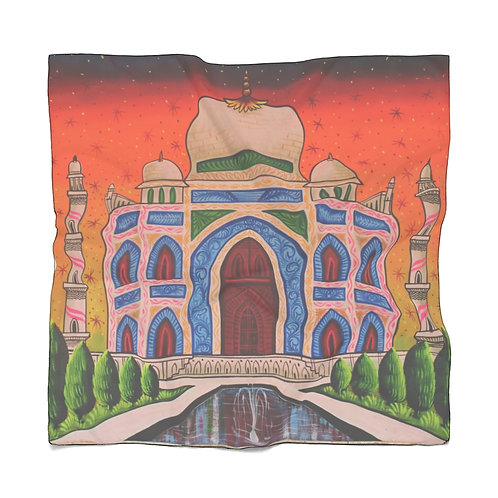 Taj Mahal Poly Chiffon