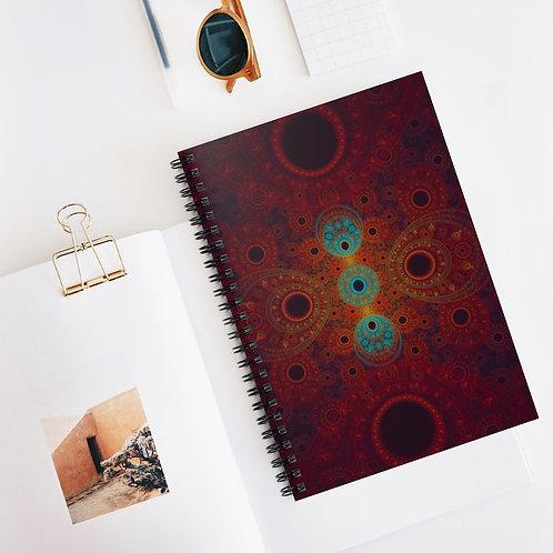 Bear - Spiral Notebook - Ruled Line