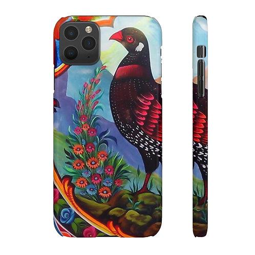 Black Partridge - Snap Cases