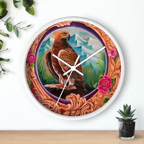 Eagle - Wall clock