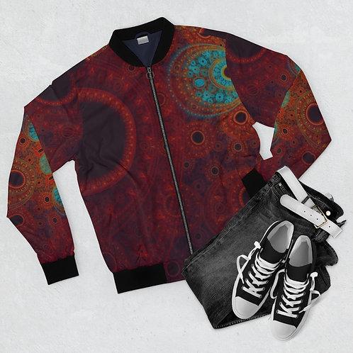 Bear - AOP Bomber Jacket