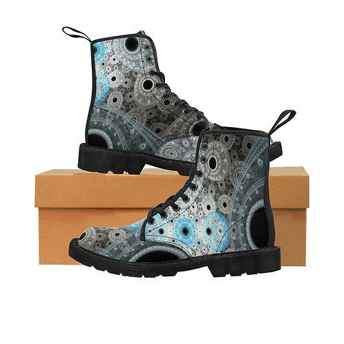 Cliff - Men's Canvas Boots