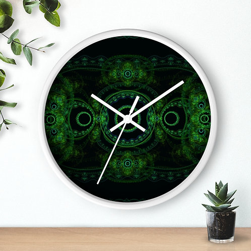 Forest - Wall clock
