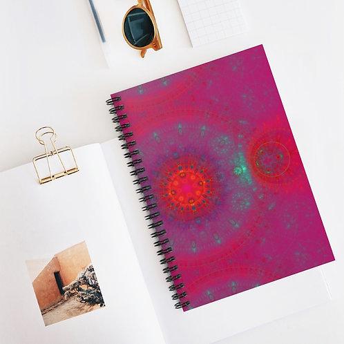 Joiku - Spiral Notebook - Ruled Line
