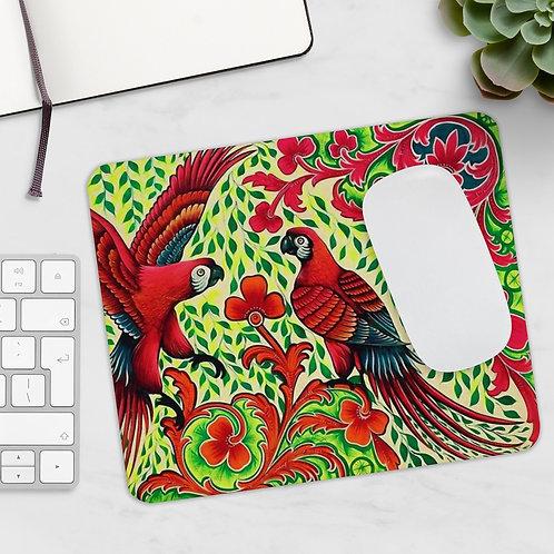 Parrots - Mousepad